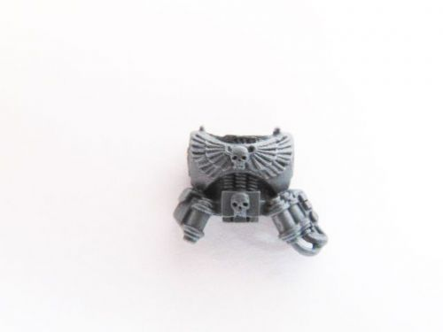 space marine command front torso (b)